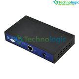 3 One Data NP-304 преобразователь интерфейса 4 порта RS-232 — Ethernet 10/100BaseT