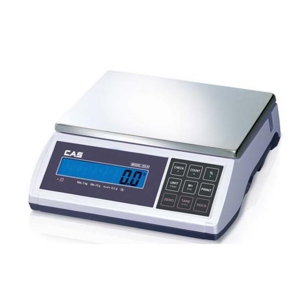 Весы для простого взвешивания CAS ED-H с повышенной точностью