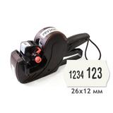 Printex 3426-Textil (однострочный нумератор)