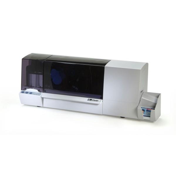 Zebra P640i (P640I-000A-IDG) Двусторонняя печать, двусторонний ламинатор