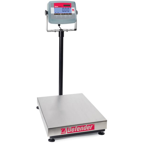 Напольные электронные весы Ohaus Defender 2000 D150EL