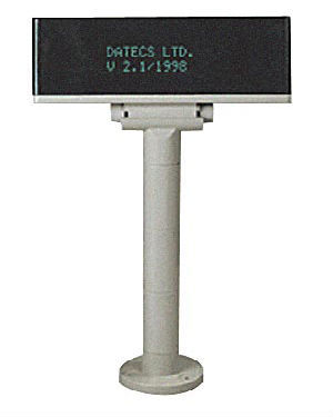 Дисплей покупателя Datecs DPD-201