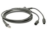 PS/2 кабель для сканеров бренда Zebex Z-3100