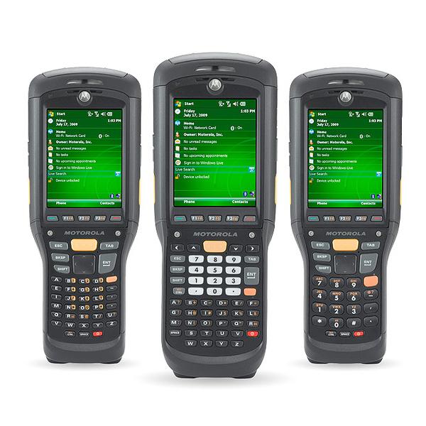Терминал сбора данных Motorola MC9590 промышленного назначения