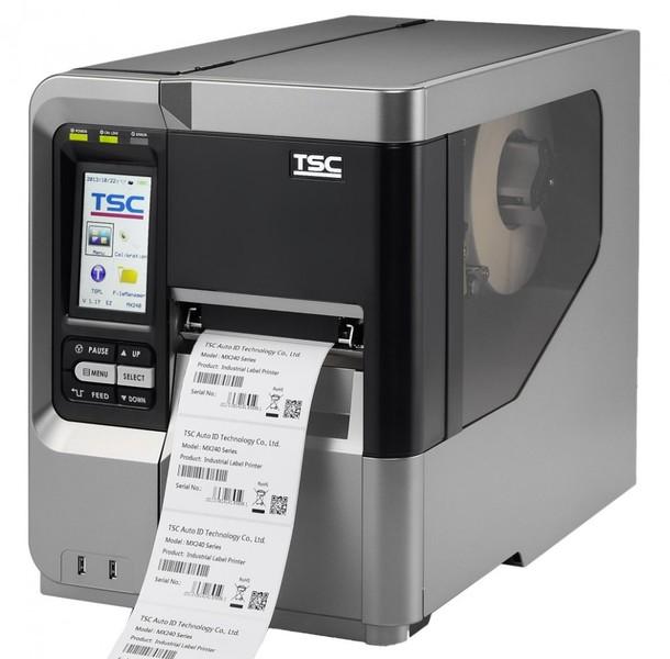 Промышленный принтер для печати этикеток TSC MX-340